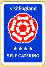 Visit England - 4 Star Self Catering